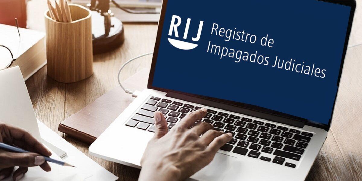 El Registro de Impagados Judiciales se presenta online